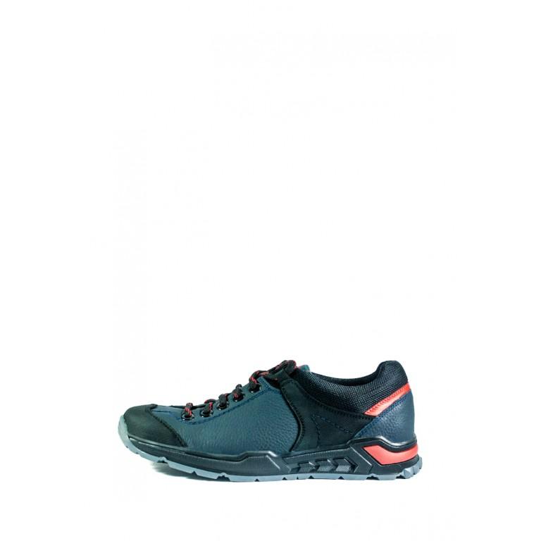 Кроссовки мужские MIDA 110752-235 черно-синие