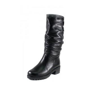 [:ru]Сапоги зимние женские SND 4061-2Б черная кожа[:uk]Чоботи зимові жіночі SND чорний 18985[:]