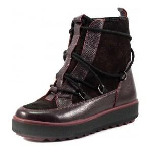 [:ru]Ботинки демисезон женские CRISMA CR2909-LUS16 бордовые[:uk]Черевики демісезон жіночі CRISMA бордовий 15695[:]
