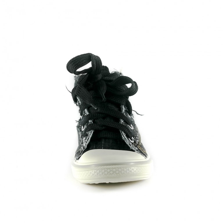 Кеды детские ШАЛУНИШКА Ш5935 темно-серый