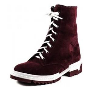 [:ru]Ботинки зимние женские SND SDAZ А11 бордовые[:uk]Черевики зимові жіночі SND бордовий 18878[:]