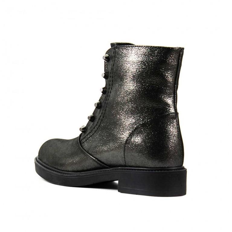 Ботинки зимние женские Lonza L-295-2237-2 KM