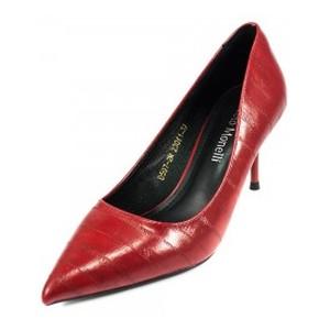Туфли женские Fabio Monelli D597-2M красный