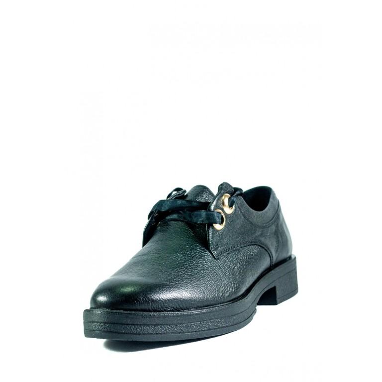 Туфли женские MIDA 21802-16 черные