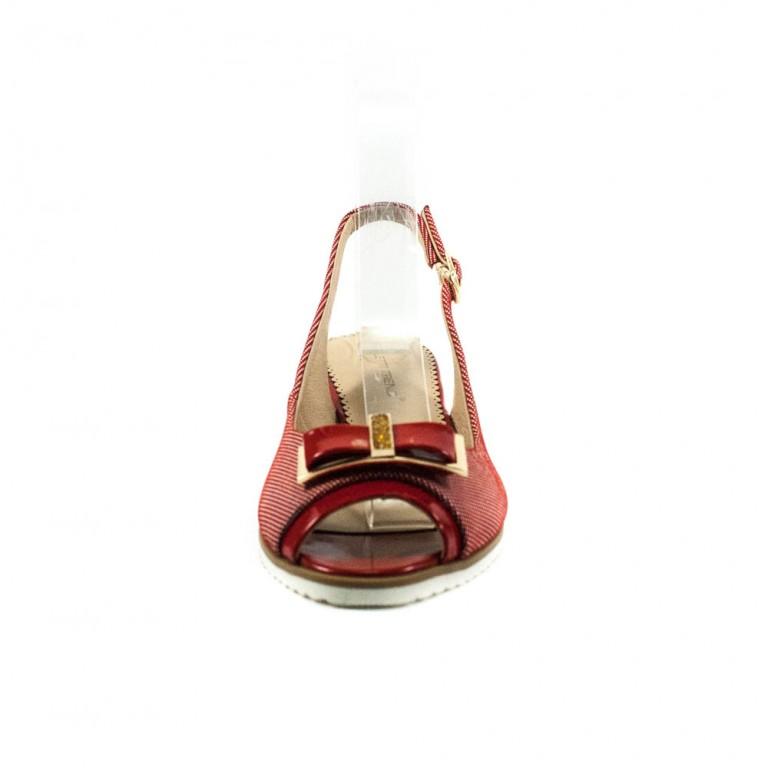 Босоножки женские Foletti FL T-318 красный