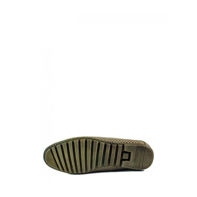 Туфли мужские Maxus Марс пр светло-коричневые