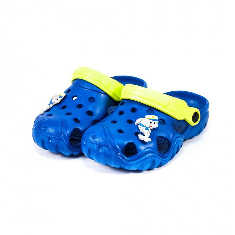Сабо детские Jose Amorales 117071-2 голубые