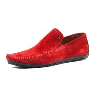 Мокасини чоловічі Alexandro червоний 16397