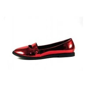 Балетки женские Elmira 606 красные