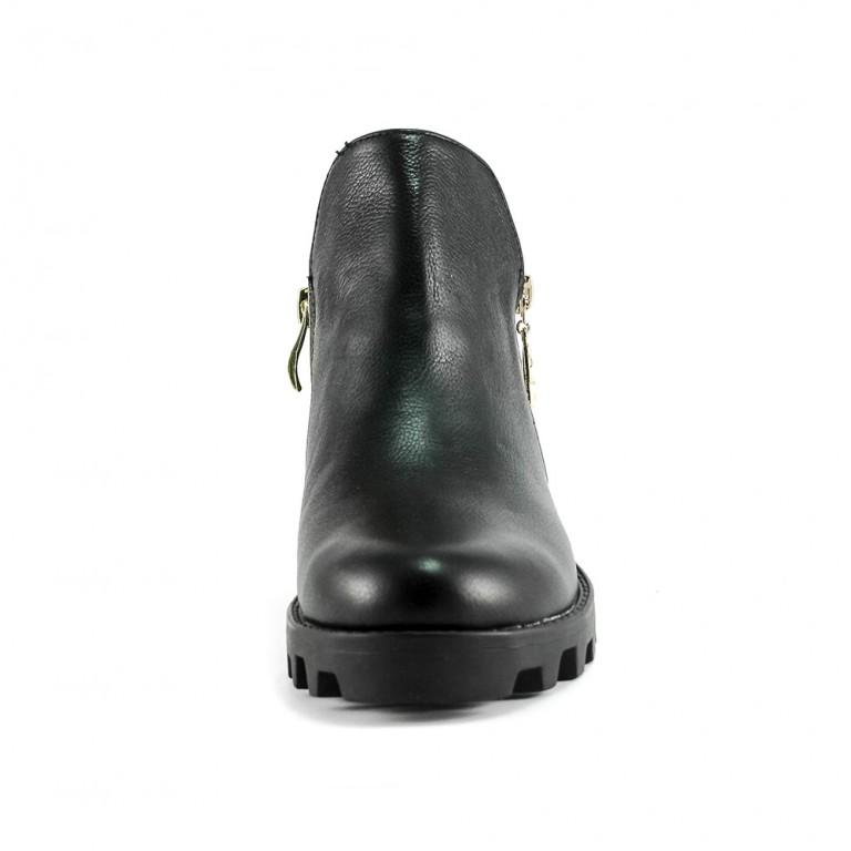 Ботинки демисезон женские SND SD431-М2 черные