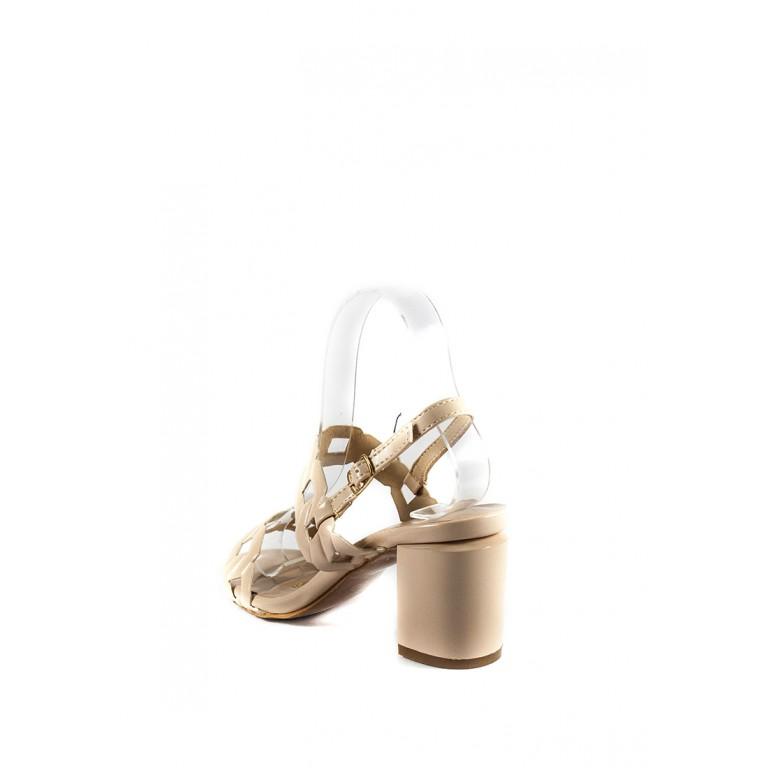 Сандалии женские Sopra 8676W-7 бежевые