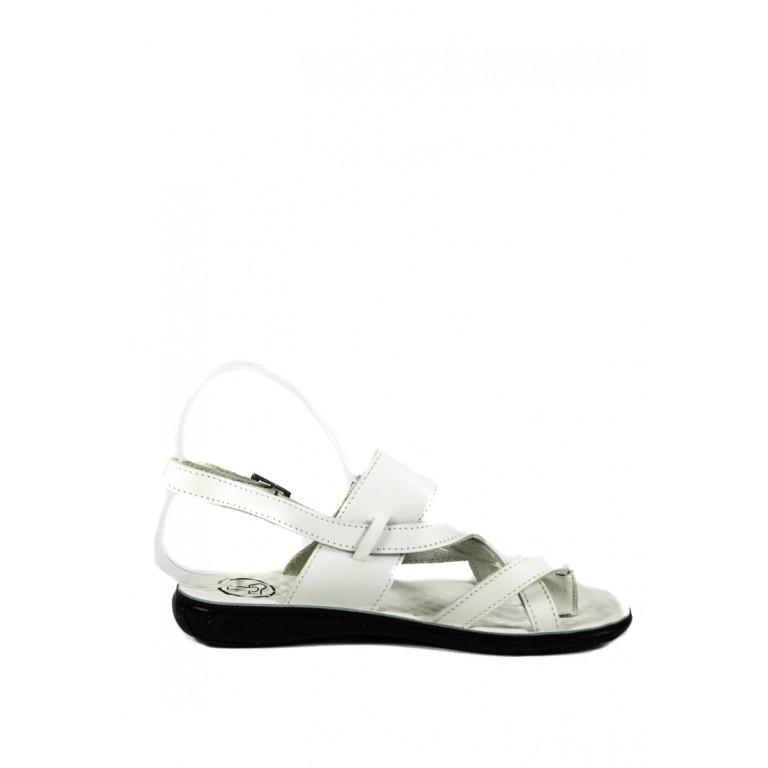 Сандалии женские TiBet 77 белые