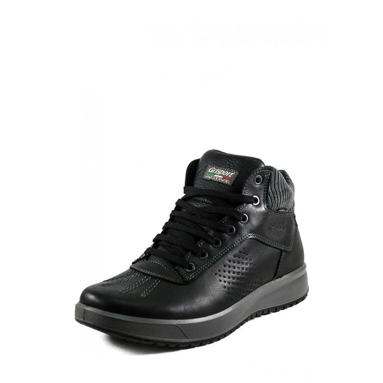 Ботинки зимние мужские Grisport 43605A16TN черные
