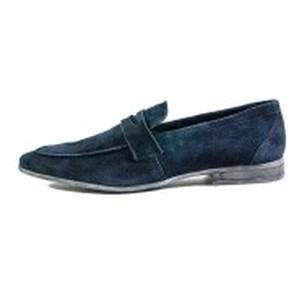 Туфли мужские MIDA 110591-230 темно-синие
