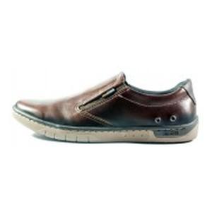 Мокасины мужские Pegada 117456-05 коричневые