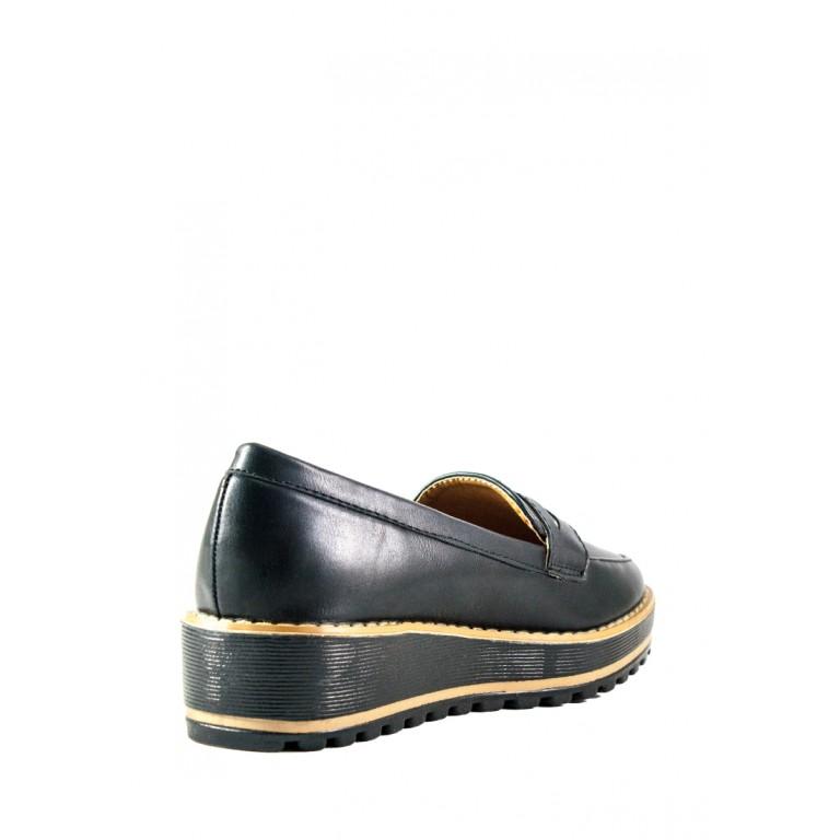 Туфли женские Sopra WH517 черные.