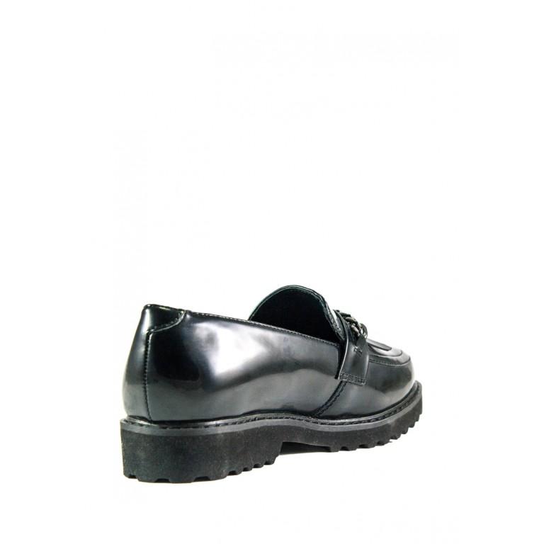 Туфли женские Sopra 30153-6 черные.