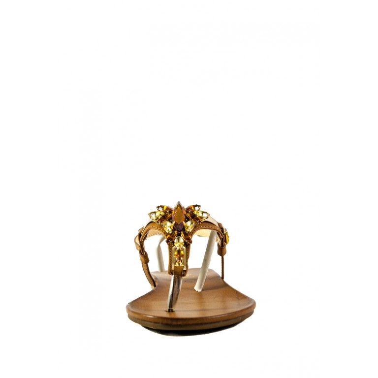 Сандалии женские Sopra СФ 16088-3 коричневые