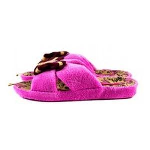 Тапочки комнатные женские Home Story 200701-А розовые