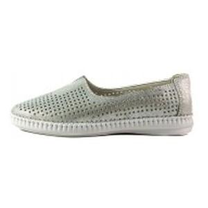 [:ru]Мокасины женские Allshoes 2250-2 серебряные[:uk]Мокасіни жіночі Allshoes срібний 16825[:]