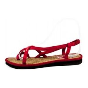 Сандалии женские Bitis BWL-14918 красные