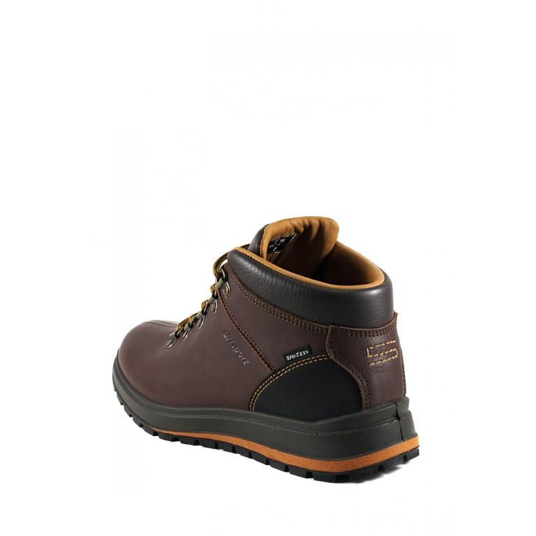 Ботинки зимние мужские Grisport 43703O18TN коричневые