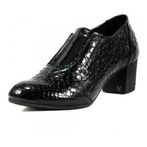 Туфли женские MIDA 21585-270 черный лак
