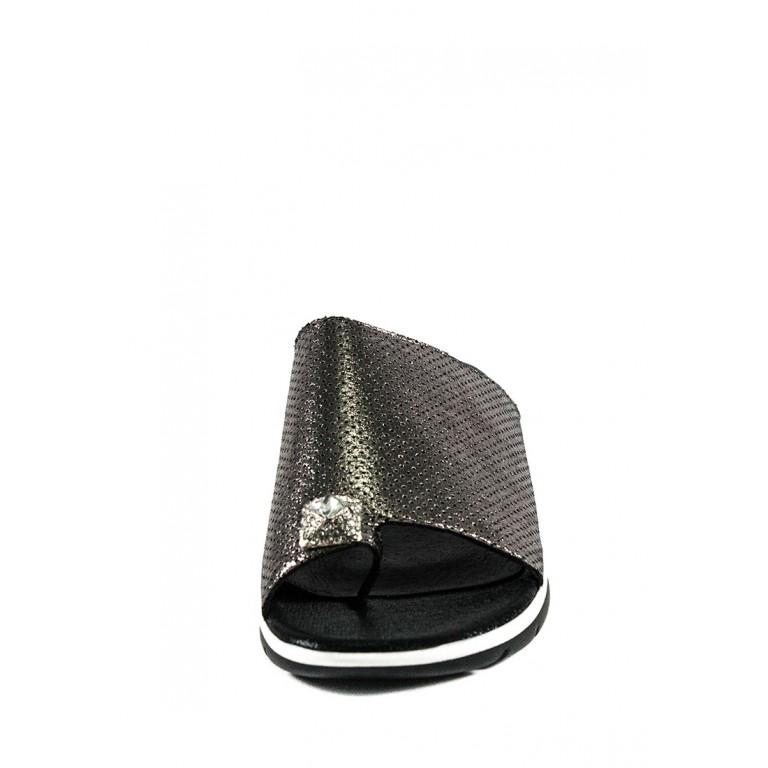 Шлепанцы женские Sopra СФ W17-5078 серые
