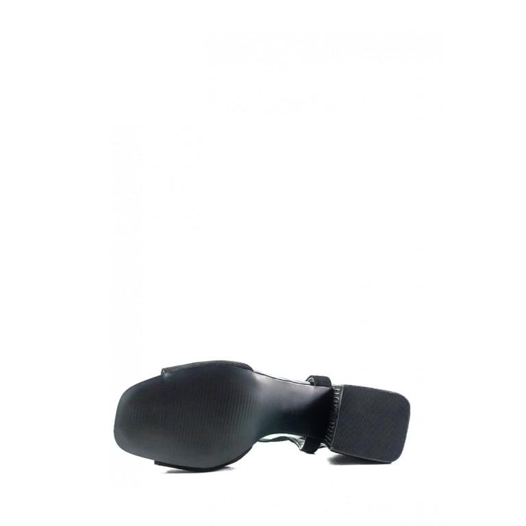 Босоножки женские летние Sopra СФ 8751W-25 черные