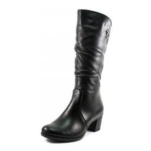 [:ru]Сапоги зимние женские ZARUI ZAR600 черная кожа[:uk]Чоботи зимові жіночі Number 22 чорний 12890[:]