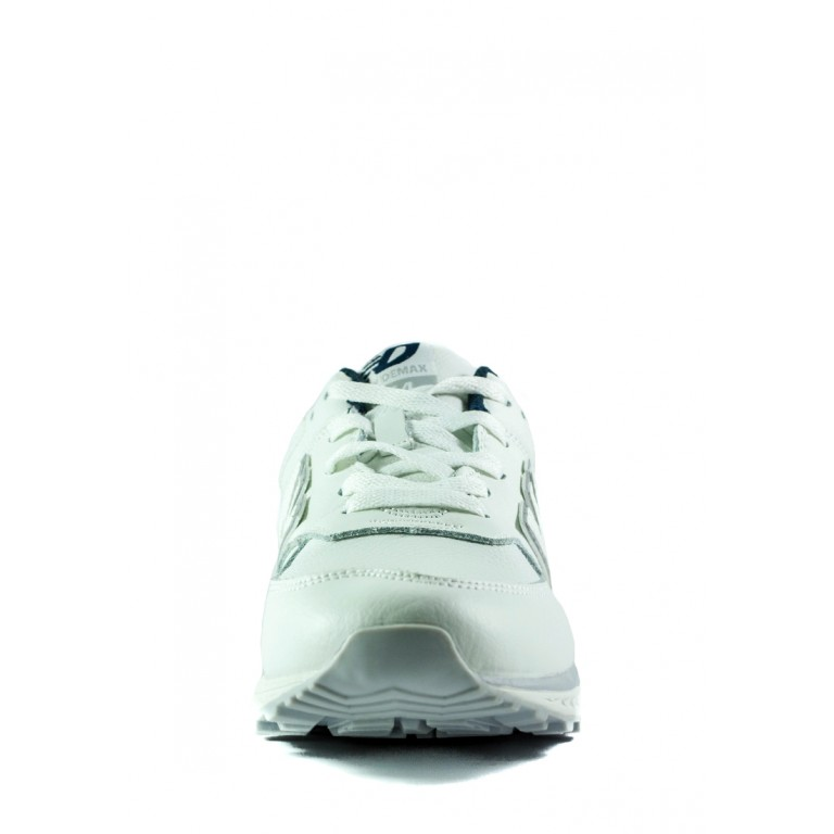 Кроссовки мужские Demax А3322-3 белые