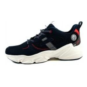Кросівки літні чоловічі Restime чорний 19905