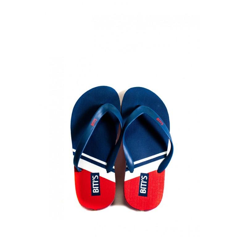 Вьетнамки мужские Bitis 9975-A сине-красные