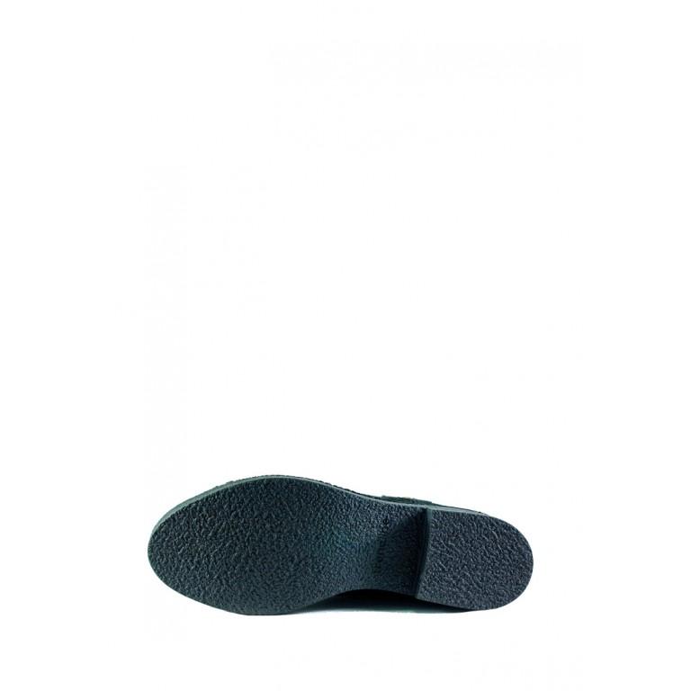 Сапоги зимние женские MIDA 24646-9Ш черные