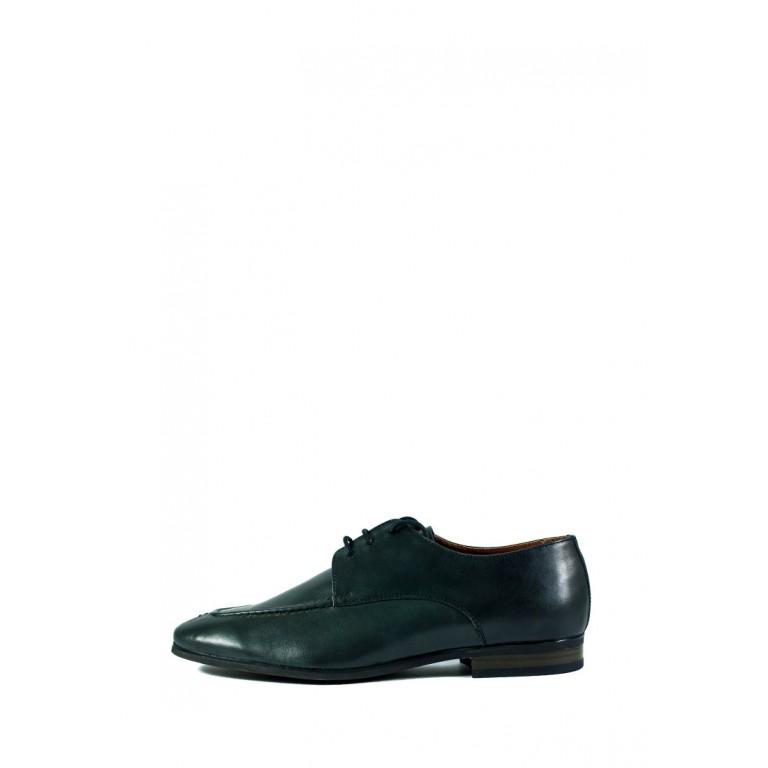 Туфли мужские MIDA 110274-56 серая кожа