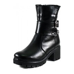 [:ru]Ботинки зимние женские SND SDAZ 35 черные[:uk]Черевики зимові жіночі SND чорний 18876[:]