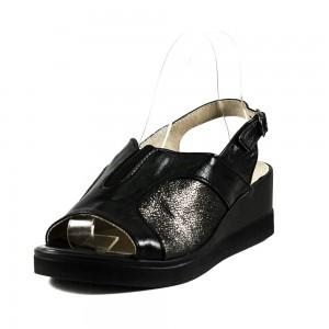 Босоножки женские Azatti 301 черные