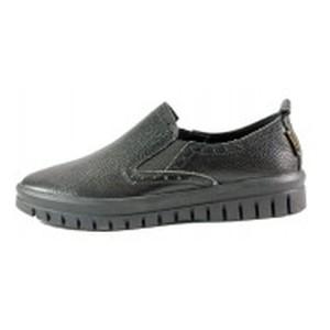 [:ru]Мокасины женские Allshoes 88T03-3 черная кожа[:uk]Мокасіни жіночі Allshoes чорний 15605[:]
