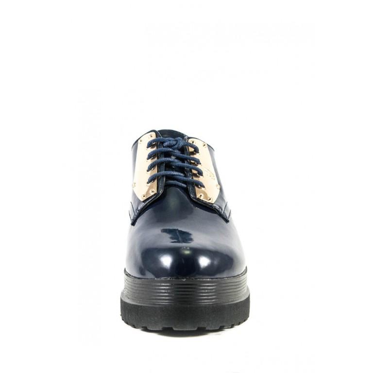 Туфли женские Elmira I5-172T синий