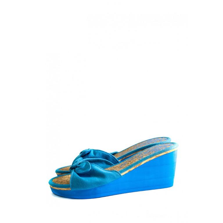 Сабо женские Bitis BWH-15904 светло-голубой