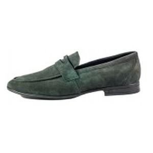 Туфли мужские MIDA 110591-231 темно-серые