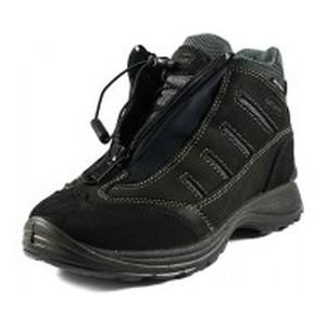 Ботинки зимние женские Grisport 11389N3T черно-серый
