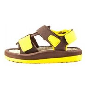 Босоножки детские Bitis 20951-S желто-коричневые