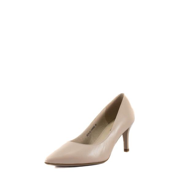 Туфли женские Fabio Monelli S373-81-Y356AK бежевые