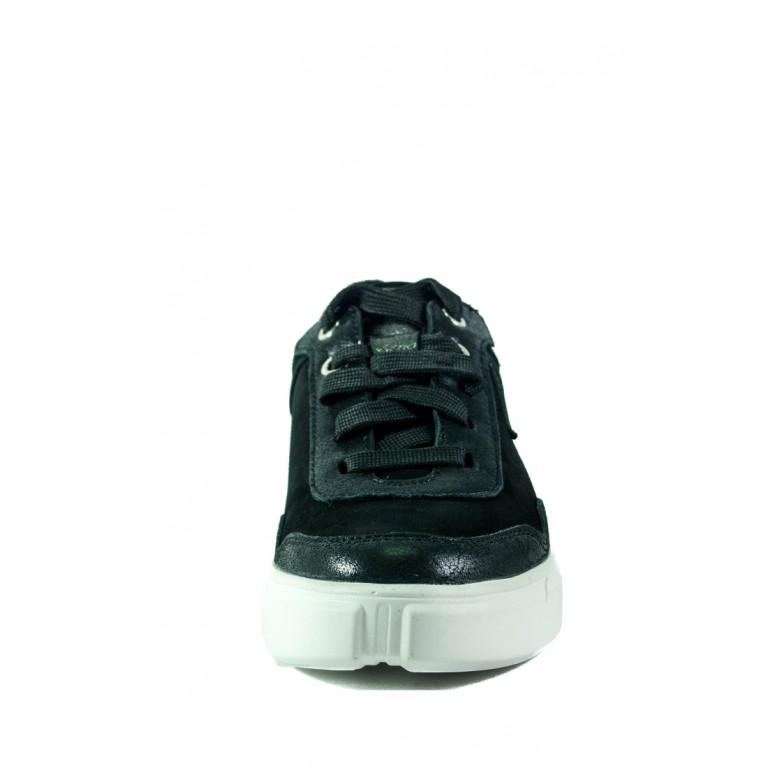 Кроссовки женские MIDA 210193-9 черные