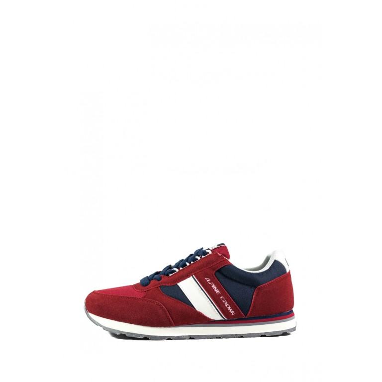 Кроссовки мужские alpine crown ACS-200105-001 красные