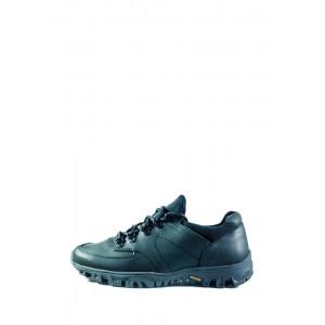 Ботинки демисезон мужские MIDA 111190-3 черные