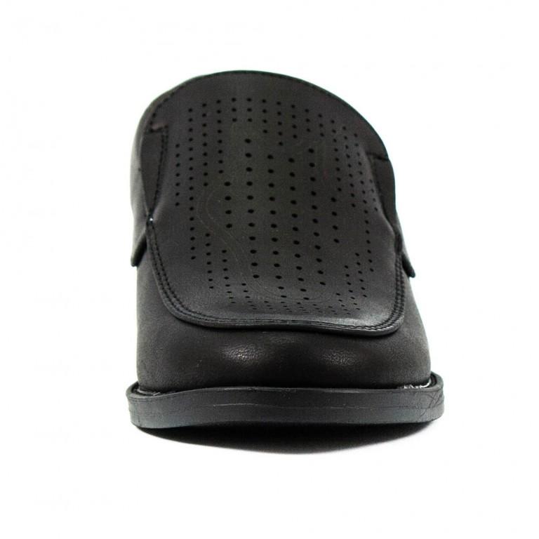 Туфли подростковые Сказка R811334065 черные