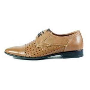 [:ru]Туфли мужские MIDA 13273-323 коричневые[:uk]Туфлі чоловічі MIDA коричневий 09463[:]