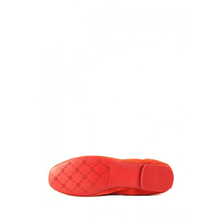 Балетки женские Prima D'arte HR-6Y528-C красный